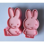 2 Miffy The Bunny Cookie Cutters for Only $2.49 Shipped!
