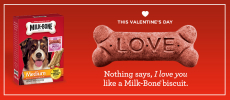 """FREE """"Love. Say It With Milk‑Bone"""" Giveaway!"""
