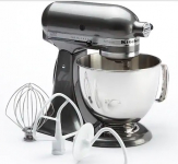 KitchenAid Artisan 5-qt. Stand Mixer on sale for $154 after Kohl's cash