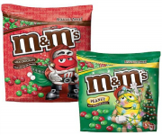 Christmas M&Ms 42oz Bags Only $4.99 + FREE Shipping! (Reg. $10.65!)