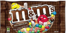 Large Bag of M&Ms only 82¢ at Target