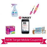 HOT New Target Mobile Coupons – Playtex, Febreze, Maybelline and More!
