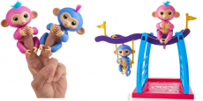 WowWee Fingerlings Playset w/ Two Fingerlings Only $9.97 Shipped (Regularly $40)