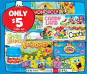 Monopoly Game Only $1.25 at Toys R Us!