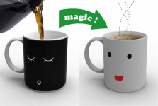 Magic Changing Morning Mug only $5.77 (reg $32.10)