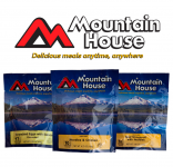 FREE Sample of Mountain House Freeze Dried Meals!