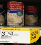 Market Pantry Homestyle Soups Only $.83 at Target!