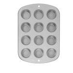 Wilton 12-Cup Muffin Pan Only $6.29 Shipped! (reg. $14.95)