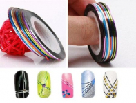 10 Decorative Nail Tapes for Only $1 Shipped!
