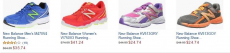 45% off New Balance Shoes for the Whole Family!