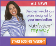 Nutrisystem: Lose Weight for 40% off every order!