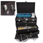 Conair SOHO Portable Beauty Case & Jewelry Box With Drawers (64% Off)