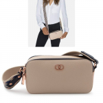 Caboodles Life & Style Crossbody Clutch – Dual Compartment Bag -$8 (84% Off)