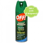 OFF! Deep Woods Only $1.99 at Walgreens!