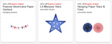 New Target Cartwheel Offers (Perfect for the 4th of July)!