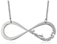 One Direction Directioner Infinity Necklace Pendant Only $1.49 Shipped!