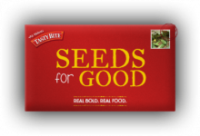 FREE Packet of Organic Vegetable Seeds! (First 5,000!)