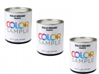 FREE Quart Paint Sample from the Kelly-Moore Paints!