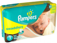 Pampers Jumbo Pack Diapers Only $6.99 (reg $13) at Walgreen's!