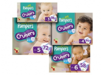 Pampers Only $4.81 at CVS Plus Free Dawn Dish Detergent!