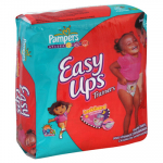 $1.50 off ONE Pampers Easy Ups Training Pants Coupon