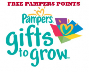 50 Free Pampers Gifts to Grow Points!