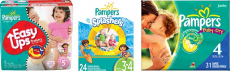 Pampers Jumbo Pack Diapers Just $4.49 at Target- Starts Sunday!