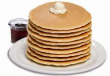 FREE All You Can Eat Pancakes for Military at Dennys on November 12th