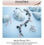 Pandora Jewelry: Complimentary Cleaning on all Pandora Jewelry Items!
