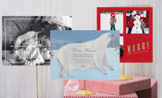 FREE Holiday Cards from Paperless Post