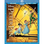$7 off Peter Pan Blu-ray Combo Pack Coupon Makes it Just $15.99 at Target