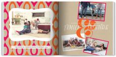FREE 8×8 Photo Book from Shutterfly!