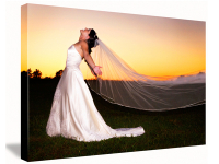 80% off any Size Photo Canvas from Canvas People!