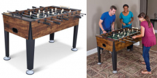 EastPoint Sports 54-inch Newcastle Foosball Game Table Only $79! Reg $119!
