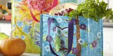 FREE Tote Bag with Purchase at Pier 1 Imports