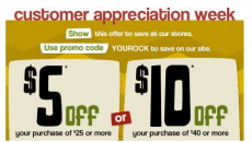 New $10 off of $40 Coupon At Pier 1 Imports!