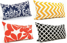 Kohl's: Colorful Indoor/Outdoor Pillows As Low As $4.48 Shipped (Reg.$63.99!)