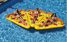 6-Foot By 5-Foot Giant Inflatable Pizza Slice Only $22.82 (Reg $50) Shipped!