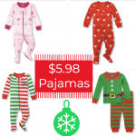 The Children's Place $5.98 Pajamas on sale!