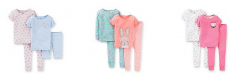 Carter's Toddler Girl's 2-pairs of Pajamas Only $6.99 + FREE Store Pick-Up! (Reg. $34!)