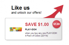 Hurry! Print This $1.00 off Play Doh Coupon!