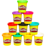 Play-Doh 10-pack on sale for $7.99 (reg: $19.99)