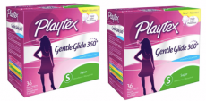 36 ct. Boxes of Playtex Tampons Only $0.99 at Target!
