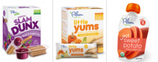 Plum Organics Pouches, Snacks, and More Up to 75% Off!