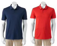 Men's FILA SPORT Golf Fitted Polos Only $6.80 + FREE Pickup!