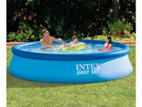 Intex 12ft X 30in Easy Set Pool Set with Filter Pump Only $49.99 Shipped!