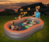 Highly-Rated Doodle Glow Family Pool Only $24.68 + FREE Pickup!