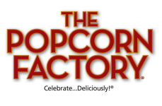 The Popcorn Factory Free Shipping on Select Gourmet Popcorn