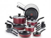 T-Fal Reserve 20-pc. Cookware Set Only $43.74 (reg $139.99) Shipped!