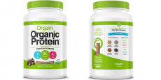 Orgain Organic Plant Based Protein Powder Just $16.57 Shipped!